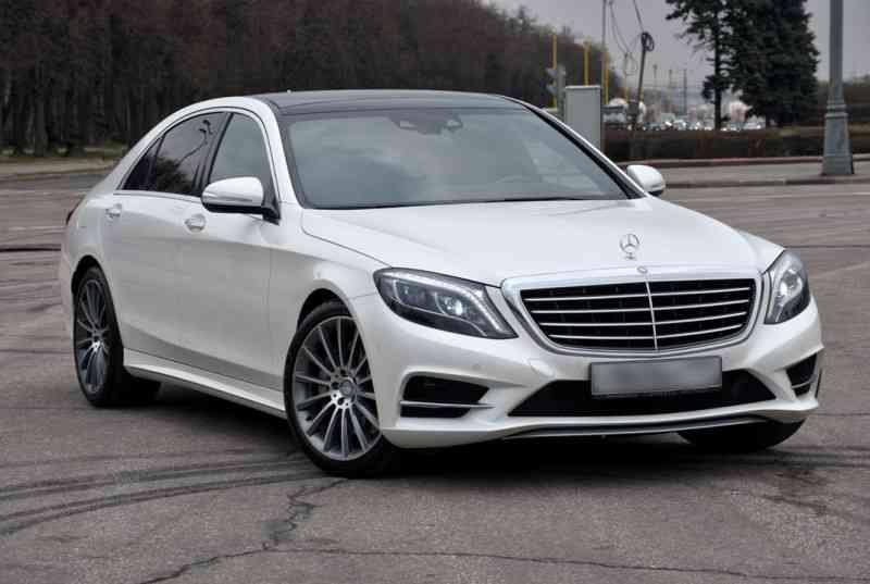 Новый Mercedes-Benz S-Class, наконец, был показан полностью