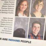 Собаку включили в выпускной фотоальбом