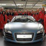 Концерн Audi приступил к разработке новейшего суперкара, работающего от электричества