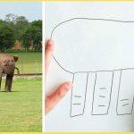 Отец превращает рисунки 6-летнего сына в реальные фотографии