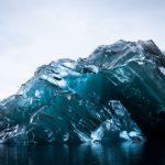 Вот так выглядит перевернувшийся айсберг. Невероятно!