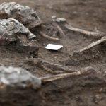 В Китае найдены останки древних людей-великанов