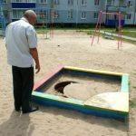 Опасная песочница в Кемеровской области