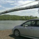 В Приморском крае люди не могут пользоваться новым мостом