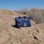 Необычная находка в калифорнийской пустыне