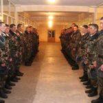 В армейской учебной части контрактники устроили кровавую битву