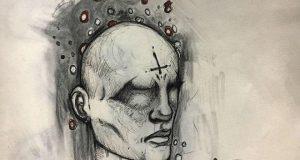 Художница с шизофренией рисует свои галлюцинации, чтобы справиться с болезнью