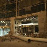 Во время землетрясения в Китае обрушился отель