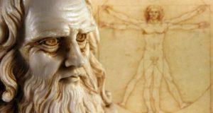 Леонардо да Винчи и «Витрувианский человек»