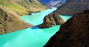 Горы Тибета фото