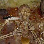 Древние ирландцы разбирали тела умерших на части