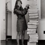 Маргарет Гамильтон: программист, которая спасла полёт на Луну