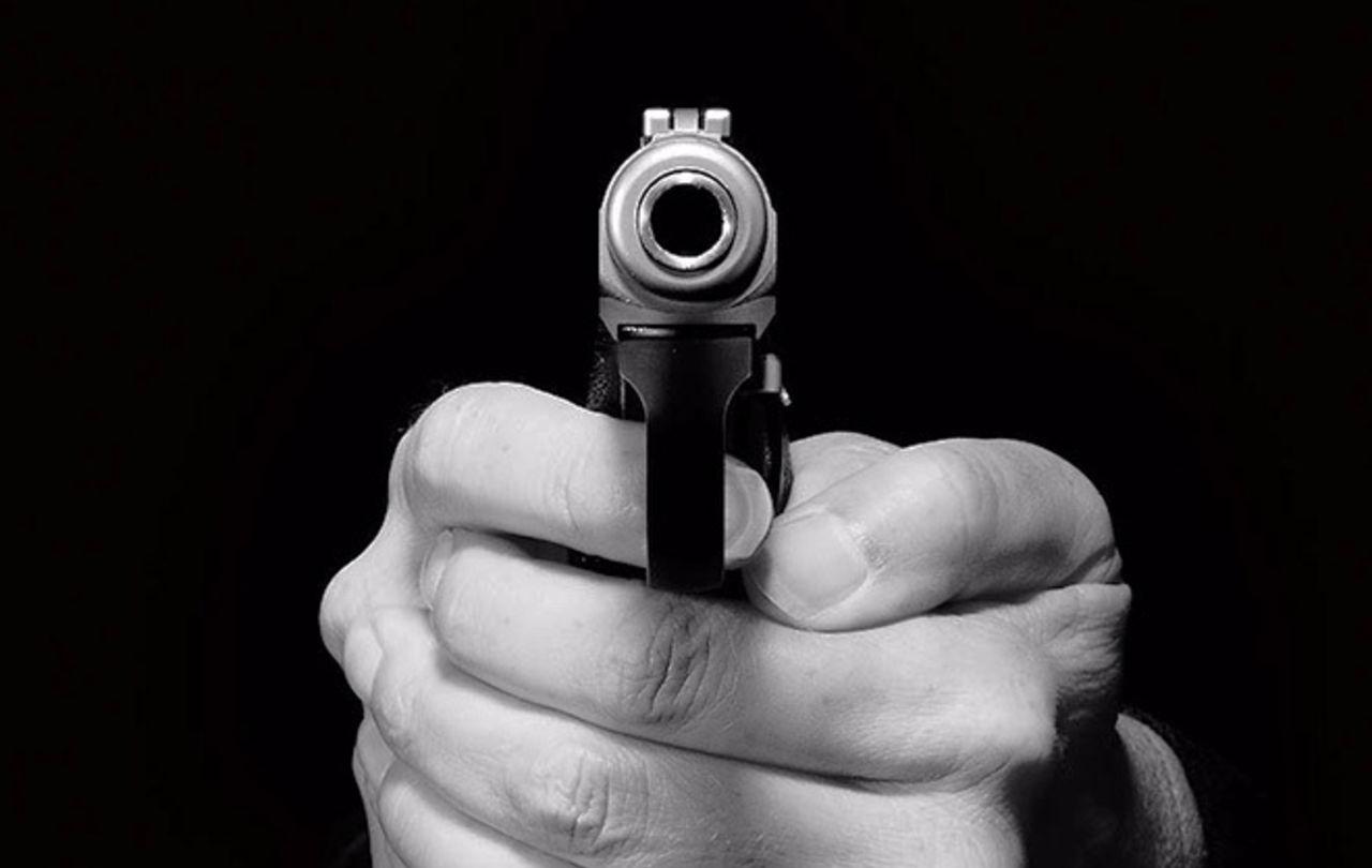 Стрельба рядом с детским садом в Екатеринбурге
