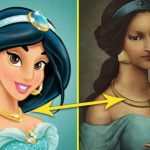 Как бы выглядели Диснеевские принцессы, если бы они жили в 15 веке