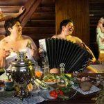Мифы и реалии общих русских бань