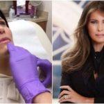 42-летняя женщина перенесла 9 операций,чтобы стать похожей на Меланью Трамп