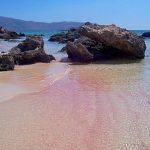 10 нереальных розовых пляжей, на которых словно попадаешь на другую планету!