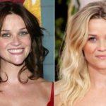 10 знаменитых блондинок, которых вы никогда не видели с темными волосами