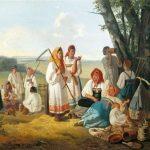 За что крестьянки убивали своих мужей