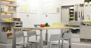 Кухня будущего от IKEA и IDEO London.