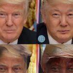 Как бы выглядели знаменитости, будь они другой национальности