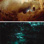 7 волшебных мест, которые с наступлением темноты начинают светиться