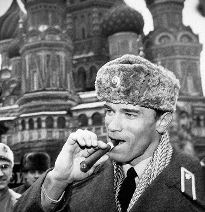 SКристиан Бейл Софи Лорен Шон Коннери и другие звезды в советских фильмах