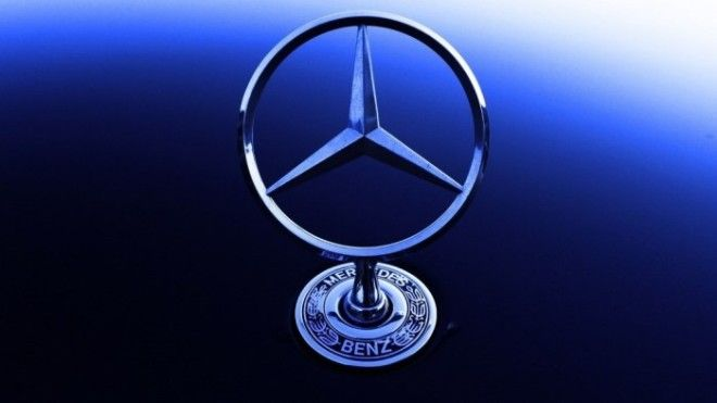 Триединство Mercedes