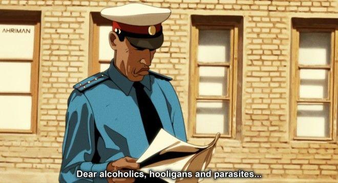 SHello Galochka как выглядят герои советских фильмов в англоязычном аниме