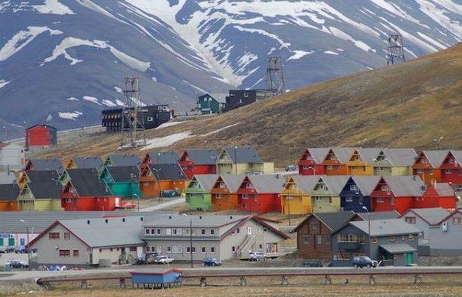 Гостеприимный Шпицберген Норвегия