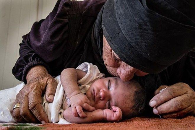 Очень трогательные фото!