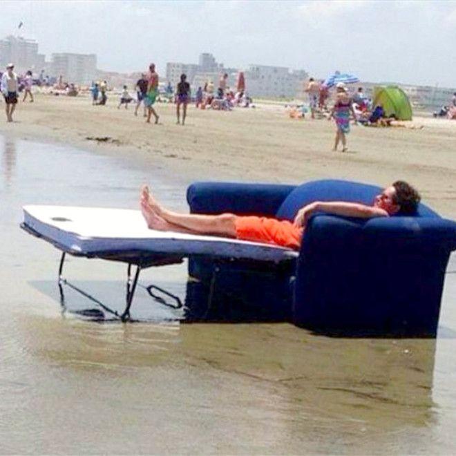 Директор пляжа