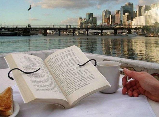 Удобная подставка для чтения