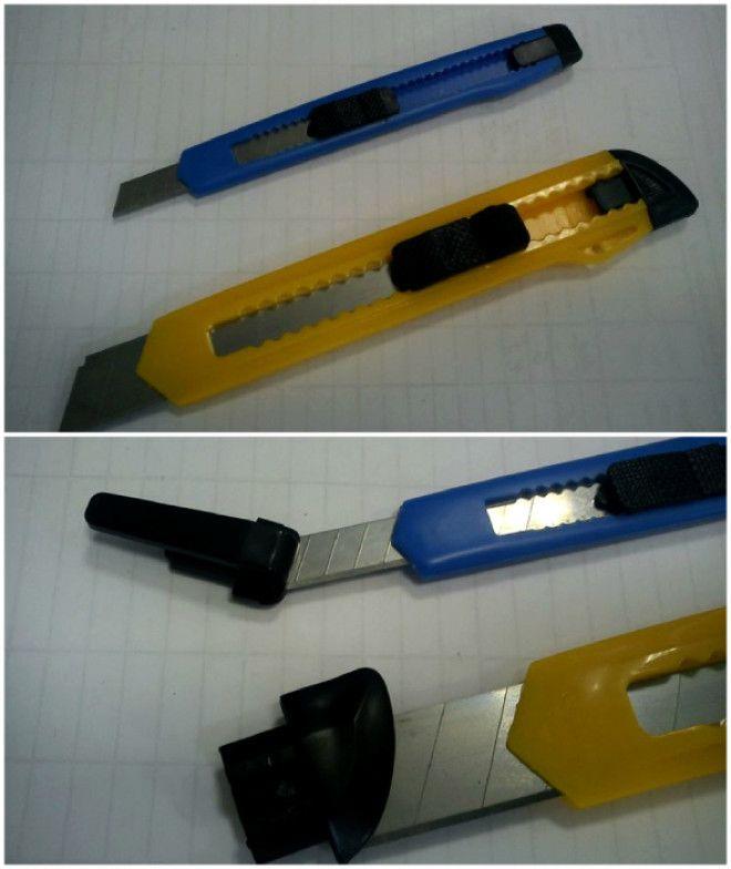 Заглушка канцелярского ножа