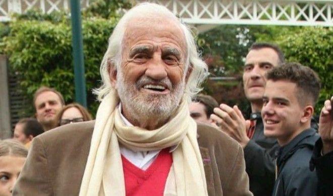 Жан-Полю Бельмондо - 85 лет!