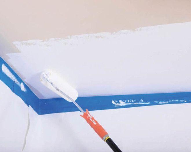 BКак восстановить отделку потолка после потопа