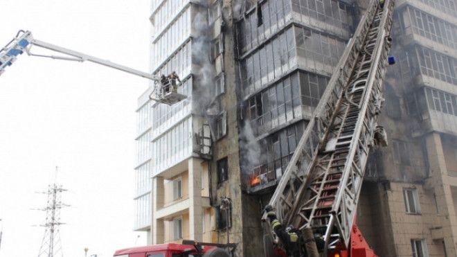 Как спасаться при пожаре когда счет идет на минуты